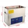6L Digitale Ultrasone Reiniger Bad Tank w/Timer Reinigingsmachin