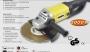 mannesmann 2000 watt flex slijptol 230mm